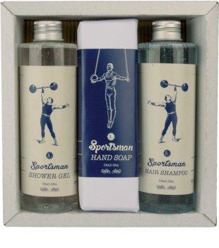 Bohemia Gifts & Cosmetics Sportsman set cadou III. (pentru barbati)