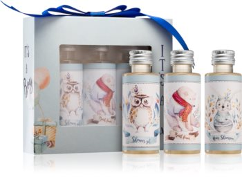 Bohemia Gifts & Cosmetics It's A Boy Gift Set (for Children from Birth) for Kids