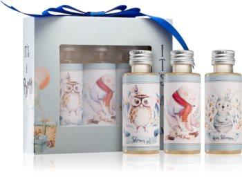 Bohemia Gifts & Cosmetics It's A Boy подаръчен комплект (за деца от раждането им) за деца
