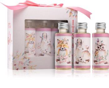Bohemia Gifts & Cosmetics It's A Girl poklon set (za djecu od rođenja) za djecu