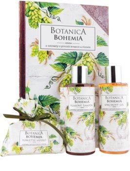 Bohemia Gifts & Cosmetics Botanica set cadou IV. (pentru femei)