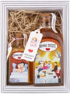 Bohemia Gifts & Cosmetics Domácí Štěstí Gift Set (For Women)