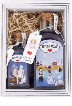 Bohemia Gifts & Cosmetics Domácí Lázně Presentförpackning (För kvinnor)