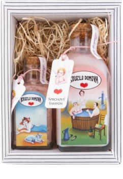 Bohemia Gifts & Cosmetics Kouzlo Domova coffret cadeau (pour femme)