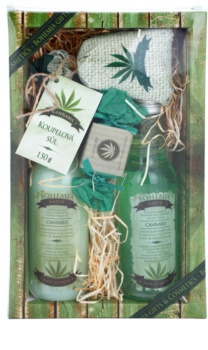 Bohemia Gifts & Cosmetics Cannabis Cosmetic Set I. (For Women)