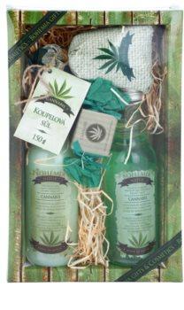 Bohemia Gifts & Cosmetics Cannabis козметичен комплект I. (за жени )