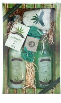 Bohemia Gifts & Cosmetics Cannabis kozmetická sada I. (pre ženy)