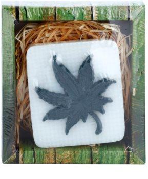 Bohemia Gifts & Cosmetics Cannabis jabón hecho a mano con glicerina