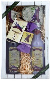 Bohemia Gifts & Cosmetics Lavender Kosmetiksæt  III.