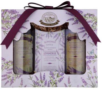 Bohemia Gifts & Cosmetics Lavender Kosmetiksæt  VIII. til kvinder