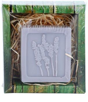 Bohemia Gifts & Cosmetics Lavender jabón hecho a mano con glicerina
