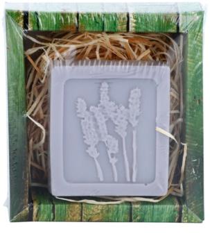 Bohemia Gifts & Cosmetics Lavender ručně vyráběné mýdlo s glycerinem