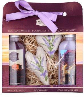 Bohemia Gifts & Cosmetics Magic Provence kozmetická sada I.