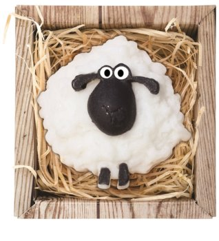 Bohemia Gifts & Cosmetics Sheep Ovečka savon fait à la main à la glycérine