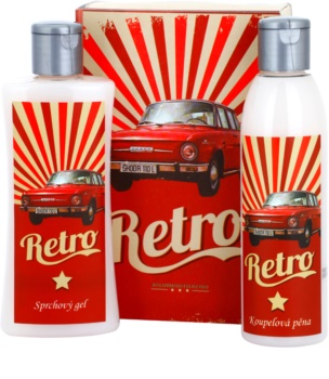 Bohemia Gifts & Cosmetics Retro Gift Set I. for Men