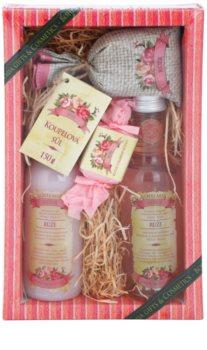 Bohemia Gifts & Cosmetics Rosarium Sminkset I. för Kvinnor