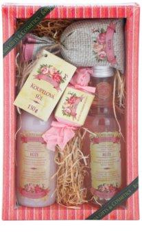 Bohemia Gifts & Cosmetics Rosarium zestaw kosmetyków I. dla kobiet