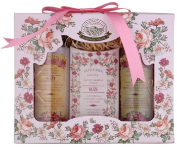 Bohemia Gifts & Cosmetics Rosarium lote cosmético II. para mujer