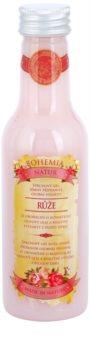Bohemia Gifts & Cosmetics Rosarium gel de ducha