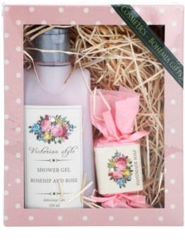 Bohemia Gifts & Cosmetics Victorian Style set cadou I. pentru femei