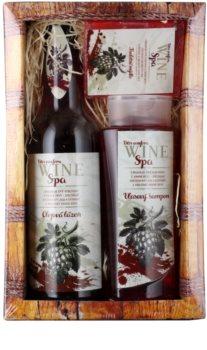Bohemia Gifts & Cosmetics Wine Spa coffret II.