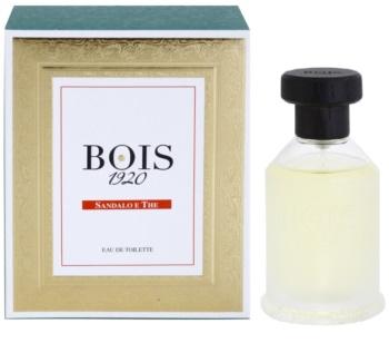 Bois 1920 Sandalo e The woda toaletowa unisex
