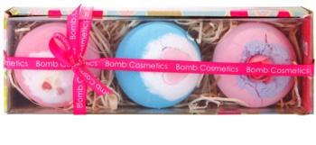 Bomb Cosmetics 3 Premium Blasters lote cosmético I.