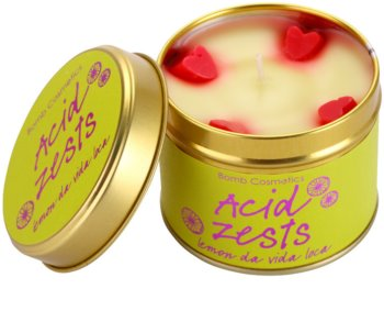 Bomb Cosmetics Acid Zests vela perfumado