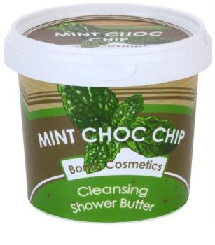 Bomb Cosmetics Mint Choc Chip олійка для душу для сухої шкіри