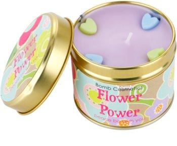 Bomb Cosmetics Flower Power vonná svíčka