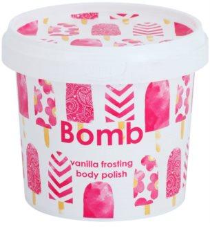 Bomb Cosmetics Vanilla Frosting exfoliante corporal