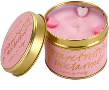 Bomb Cosmetics Grapefruit & Nectarine dišeča sveča