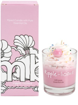 Bomb Cosmetics Piped Candle Ripple Licious vonná svíčka