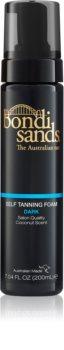 Bondi Sands Self Tanning Foam mousse de bronzeamento para peles claras