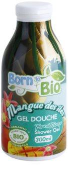 Born to Bio Tropical Mango gel de ducha
