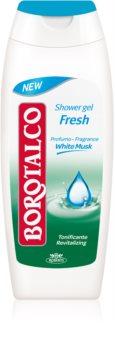 Borotalco Fresh Återvitaliserande dusch-gel