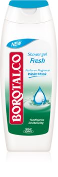 Borotalco Fresh Revitalizing Shower Gel