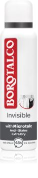 Borotalco Invisible dezodorans u spreju protiv pretjeranog znojenja