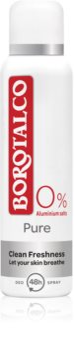 Borotalco Pure дезодорант 48 часа