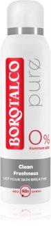 Borotalco Pure Deodorant 48 tim