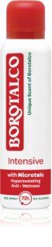 Borotalco Intensive antitranspirante em spray