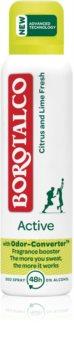 Borotalco Active Citrus & Lime Deodorant Spray 48h