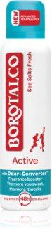 Borotalco Active Sea Salts deodorant spray cu o eficienta de 48 h