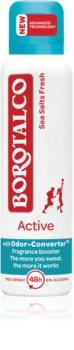 Borotalco Active Sea Salts deodorant ve spreji s 48hodinovým účinkem
