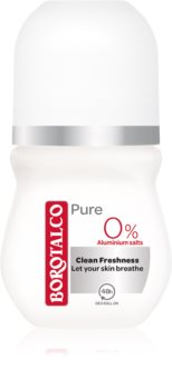 Borotalco Pure deodorant roll-on