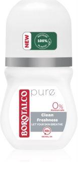 Borotalco Pure dezodorant w kulce