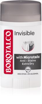 Borotalco Invisible deodorant stick
