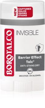 Borotalco Invisible desodorizante em stick