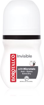 Borotalco Invisible deodorante roll-on