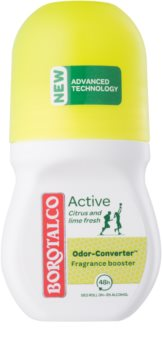 Borotalco Active Citrus & Lime Αποσμητικό roll-on 48 ώρες